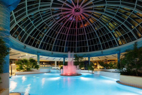 Wellness bei Frankfurt in der Rhein-Main-Therme