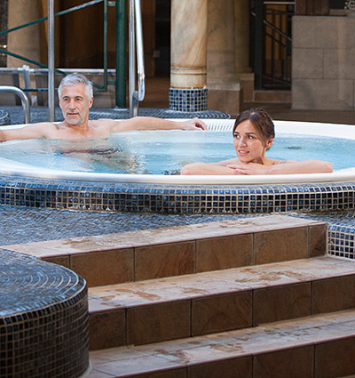 Sauna Hot-Stone Massagen Rhein-Main-Therme bei Frankfurt